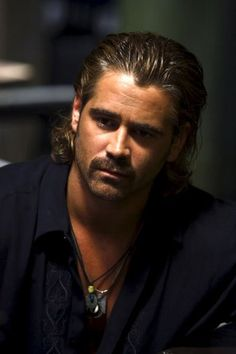 Colin Farrell loved him in New World