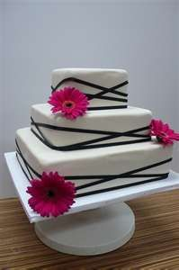 Gerber Daisey Cake <3