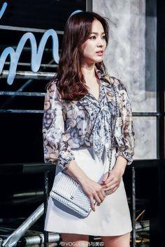 บรรยากาศงาน Chanel's Paris in Rome #kyo #songsong #sjk #songjoongki