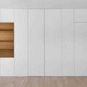 Apartamento de pared plegable / Arhitektura d.o.o.
