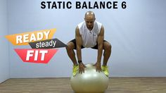 Get Ready To Work Out || Improve Balance || Enhance Stability|| Part 6