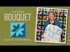 Vintage Bouquet Quilt