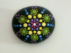 Mandala stones yoga meditation accessory Zen by RockArtiste