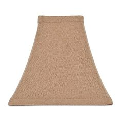 Mix and Match Small 9-Inch Burlap Pagoda Softback Lamp Shade in Brown ** Details can be found by clicking on the image. (This is an affiliate link and I receive a commission for the sales)