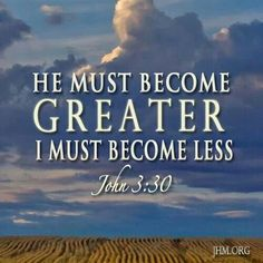Greater Than....