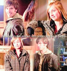 Amy and Ty season 2 Heartland Season 2, Amy And Ty Heartland, Heartland Quotes, Heartland Ranch, Heartland Tv Show, Ty Y Amy, Amber Instagram, Amber Marshall, Best Tv Shows