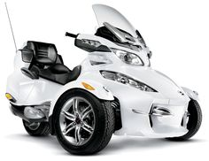 cam+am+motorcycle | 2011 Can-Am Spyder RT Limited