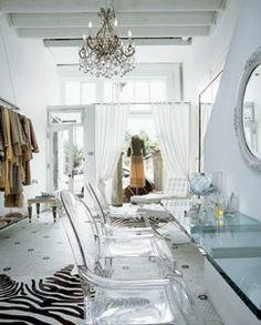 philippe starck interiors -
