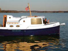 """""""Veni Vidi Vino""""               2001 Nimble Nomad                   Pocket Trawler"""