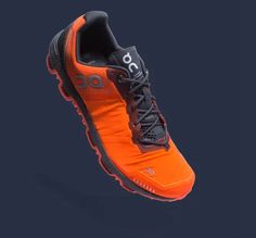 On Running Cloudventure Peak trail running shoe. On makes some of the most comfortable shoes we've ever worn. $149.99