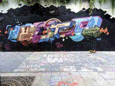 les mysteres de paris street art