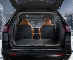 The mountains are calling. Bring in the NEW Year in a NEW 2017 Chevrolet Traverse at Chevrolet Cadillac of Santa Fe.  www.chevroletofsantafe.com