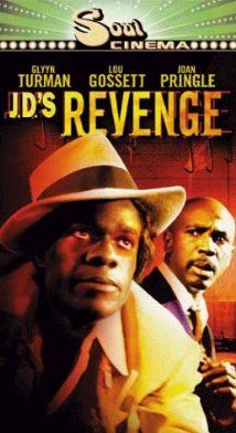 J.D.'s Revenge. A docile black law student is possessed by a 1940's mobster in mid-70's New Orleans. The mobster seeks revenge upon the people who killed him and his sister.