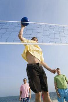 Plyometrics for volleyball