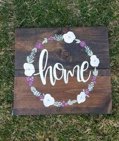 Wooden Home Signs Decor Classy Home Sweet Home Sign Rustic Wood Sign Rustic Wall Decor House Inspiration Design