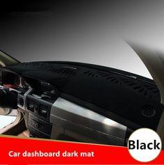 Купить товарДля MZ анти   анти грязный коврик автомобиль приборной панели предотвратить ультрафиолетовый чистый черный тёмный циновка анти   отражающий в категории Светоотражающие материалына AliExpress. For J-ADE  Color embroidery Pure black dark mat Anti-dirty pad Prevent UV anti-reflective anti-aging Car dashboardUSD 35