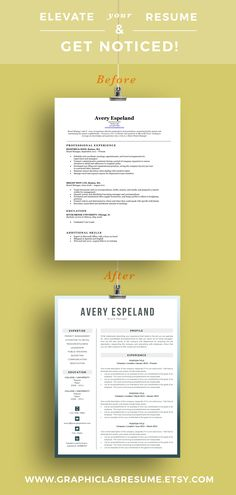 Tips For Making Your Thin Resume Presentable | 17 Best Modern Resume Templates Images Modern Resume Template