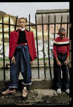 Hunting in Hackney  Adwoa Aboah by Tim Walker w/ styling by Jacob K x The December 2015 Issue of Vogue Italia  Makeup by Sam Bryant and Hair by Cyndia Harvey   To check out the Cover follow the link below:  http://www.revorish.com/post/134528654184