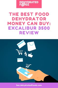 Check out this Excalibur 3500 review, and see if it's right food dehydrator for you. #excaliburdehydrator #dehydrator #fooddehydrator #healthykitchen #kitchen #holidayseason #gift Best Food Dehydrator, Dehydrator Recipes, Excalibur Dehydrator, Electric Foods, Raw Food Diet, Dehydrated Food, Healthy Snacks For Kids, Camping Meals, Types Of Food