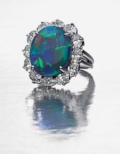 I love that opal is my birthstone.