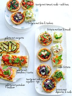 10 ideas for savoury pies Party Food And Drinks, Party Snacks, Catering, Xmas Dinner, Good Food, Yummy Food, Happy Foods, High Tea, Soup And Salad
