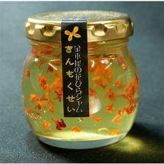 sweet osmanthus jam 金木犀