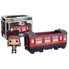 Preorder June 2016 Harry Potter Hogwarts Express Vehicle with Hermione Granger Pop! Vinyl Figure