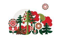 иллюстратор с англо-финскими корнями