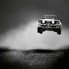 Audi Ur-Quattro, it will give you wings...who needs RedBull