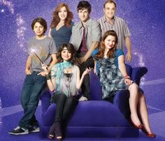 Wizards of Waverly Place... my #1 all-time fav show!