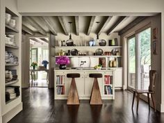 Kitchen and Janson Goldstein in Bedford, NY