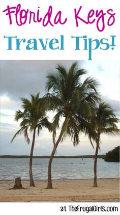 Planning a trip to the Floriday Keys?? Check out these Fun Florida Keys Travel Tips, shared by your frugal friends on The Frugal Girls Facebook page… A special thanks to frugal friend Megan for sha...