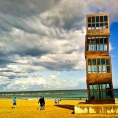 Beach Sculpture Photo from, Wild About Travel