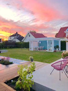 Outdoor Areas, Pergola, Outdoor Decor, Instagram, Home Decor, Gardening, Patio, Landscape, Decoration Home