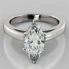 Marquee engagement rings - Details about Marquise Cut Cathedral Style Engagement Ring in White Gold – Marquee engagement rings Marquee Engagement Rings, Radiant Cut Engagement Rings, Timeless Engagement Ring, Best Engagement Rings, Designer Engagement Rings, Engagement Ring Settings, Matching Wedding Bands, Wedding Rings, Wedding Bride