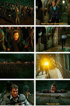 That went well. Ah Neville