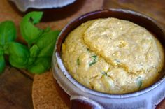 Vegan Basil Cornbread (can be made gluten free too)  click here...