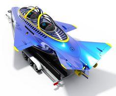 XS100 Duo Beta Personal Submersible: