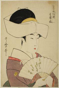Kitagawa Utamaro - Japanese, c. 1756-1806