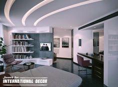 Exclusive catalog of pop design false ceiling for modern interior