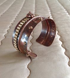 Fashion Jewelry Bracelets Earrings Necklaces Hard-Working Jewelry Lot Mixed Metals Copper Pewter Brass