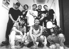 Changmo, Donutman, Superbee, Killahgramz, Flowsik, The Quiett, Beenzino, Dok2 #smtm5