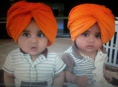 baby indian twins