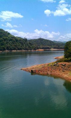 Lago Caonilla,Utuado Puerto Rico