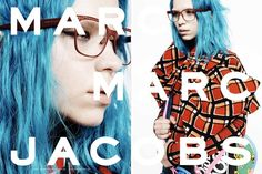 Marc by Marc Jacobs Fall 2014 Campaign by David Sims