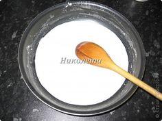 Master Class Materiaal en gereedschap ambachten product Modeling makkelijkste recept voor koud porselein mastiek zonder lijm koud porselein foto 2