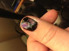 Tried out the galaxy design and I love it!