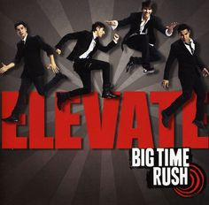 UK edition includes one bonus track. 2011 sophomore album from the poptastic boy band. Elevate takes Big Time Rush's distinctive sound to new heights. The songs on the album were produced by top music