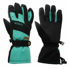 Hot Tuna Ski Gloves Ladies - SportsDirect.com £9