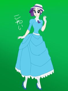 MLP:FiM Disney crossover Rarity by the-epicteer.deviantart.com on @deviantART